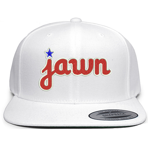 28e9971bd Philadelphia Phillies Jawn Snapback Hat NWT